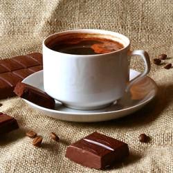 Кофе  шоколадом