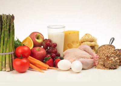 Правильное питание между диетами
