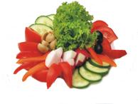 Зелень, овощи, грибы