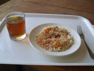 Сколько калорий в гречке вареной на воде с солью и без