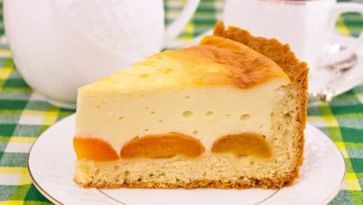 Пирог с абрикосами — рецепты
