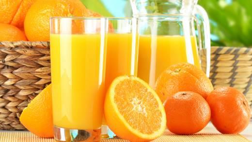 Вред апельсина