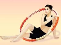 Массажный обруч для похудения