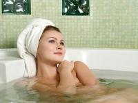 ванна для снижения веса скипидарная