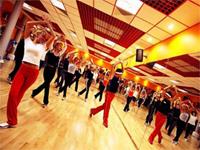 Латина — фитнес и танцы «два в одном