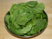 Полезные свойства шпината, его вред
