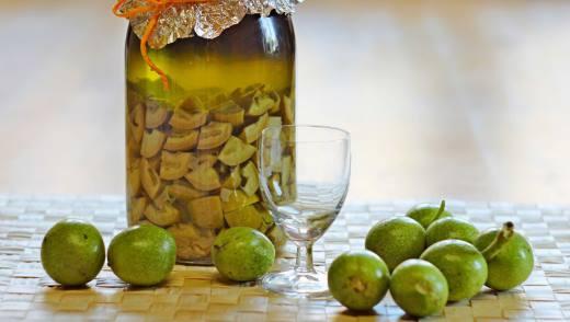 Народные рецепты с грецким орехом