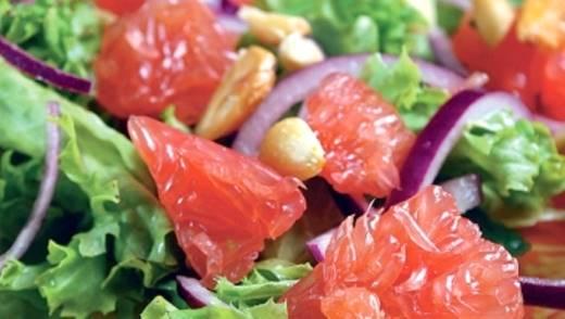 Рецепты с грейпфрутом