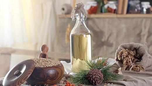 Вред кедрового масла