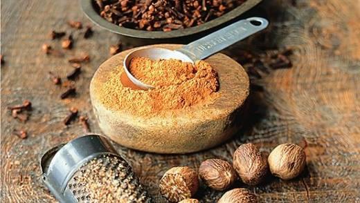 Рецепты с мускатным орехом