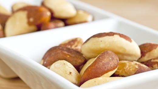Рецепты с бразильским орехом
