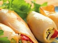 Диетические блюда из кальмаров