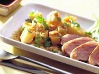 Блюда с имбирем для похудения