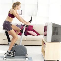 Как заниматься на велотренажере для похудения