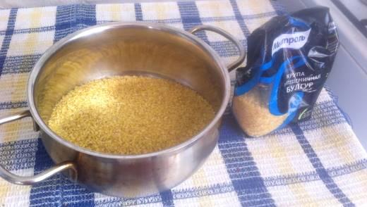 Как правильно готовить булгур