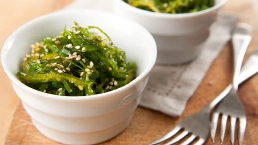 Вкусные рецепты из морской капусты