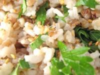 Рисово-гречневая диета