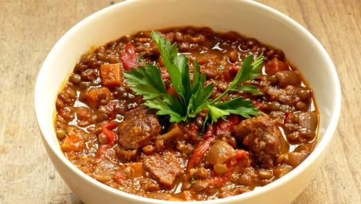 Рецепты блюд из чечевицы