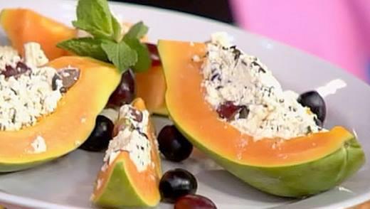 Рецепты с папайей
