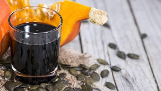 Тыквенное масло полезные свойства
