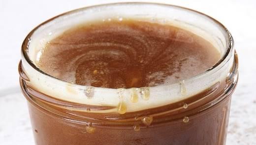 Способ хранения меда из дягиля