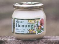 Полезные свойства клеверного меда, его вред