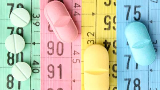 Препараты для похудения – блокаторы жира и углеводов