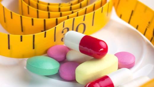 Препараты для похудения и очищения организма