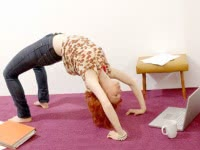 Йога — упражнения для похудения