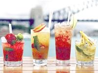 Диетические напитки