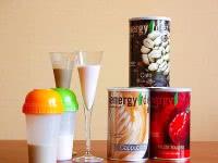 Коктейли для похудения Энерджи диет