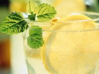 Напитки с лимоном для похудения