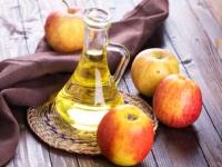 Яблочный уксус от растяжек