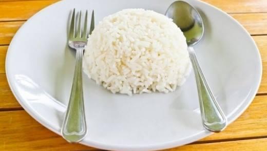 Идеальная рисовая диета для похудения