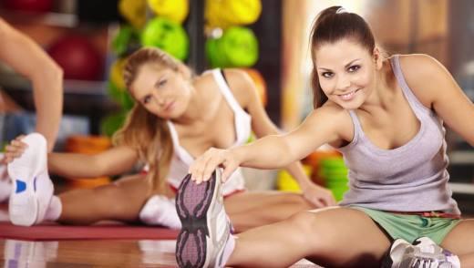 Какие-нибудь физические упражнения для похудения
