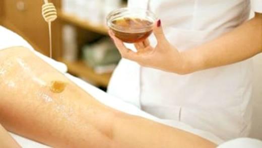 Домашние медовые массажи в более мягком исполнении