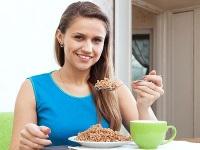 Меню гречневой диеты