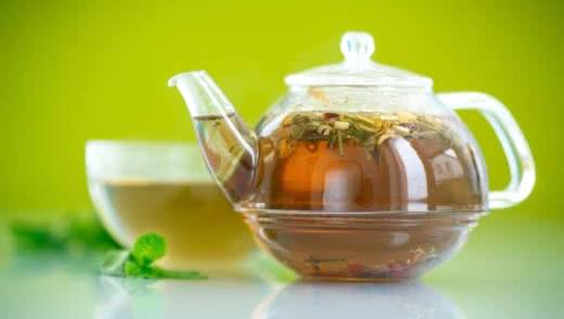 Чаи для похудения с цветами и фруктами