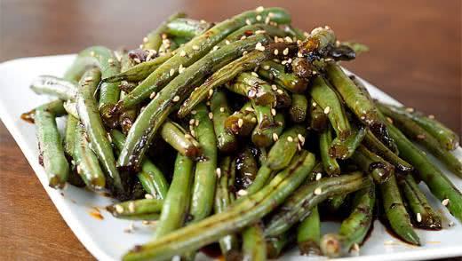 Вторые блюда из овощей