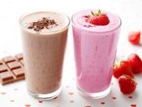 Молочные коктейли для похудения