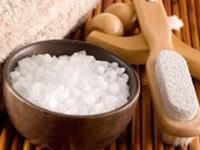 Соль для ванны для похудения