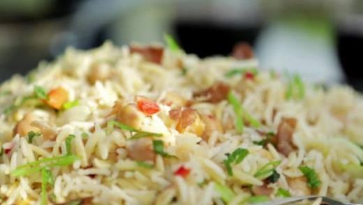 Рецепты блюд с рисом басмати
