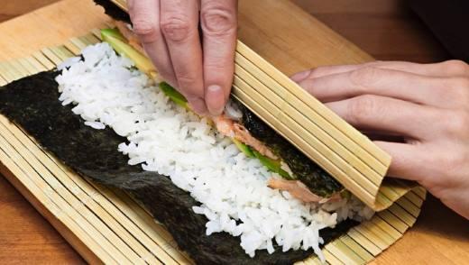 Как приготовить рис для суши и роллов в мультиварке