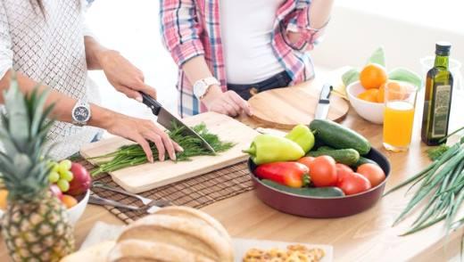 питание по диете дэш