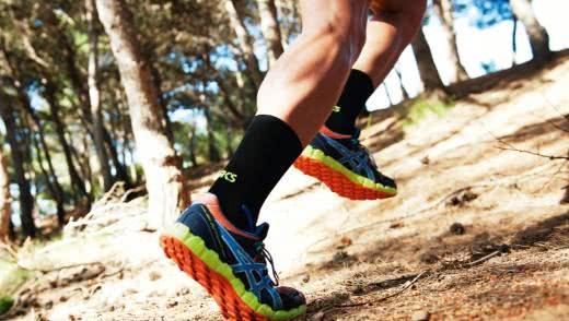 Как выбрать беговые кроссовки по типу амортизации