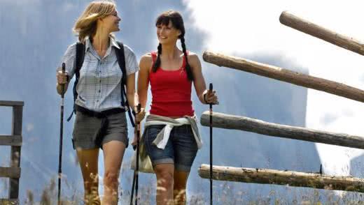 Какие палки для скандинавской ходьбы можно использовать