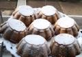 Фруктовые кексы с грецкими орехами