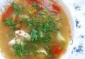 Гречневый суп<