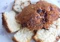 Хлеб с грецкими орехами и медом