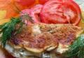 Картофельный гратен в сливочном соусе